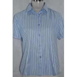 Camisa Sra. básica talla G