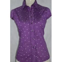 Camisa estampada Lycra