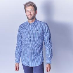 Camisa de cuadros 1809B