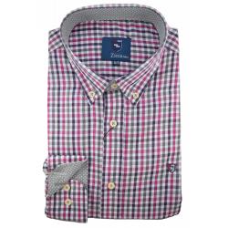 Camisa de cuadros Vichy 1737Z