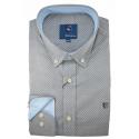 Camisa de topitos 1747Z