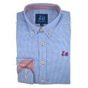 Camisa de pata de gallo 1739C