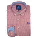 Camisa de pata de gallo 1748A
