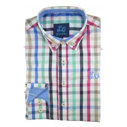 Camisa de cuadros 1805A