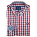 Camisa de cuadros 1808C