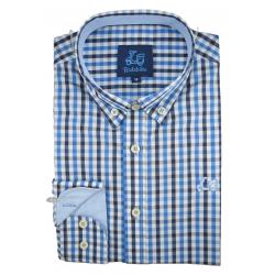 Camisa de cuadros 1809C