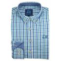 Camisa de cuadros 1810A