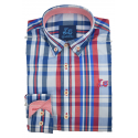 Camisa de cuadros 1816C