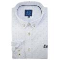 Camisa con topitos 1761B