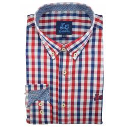 Camisa de cuadros 1808B