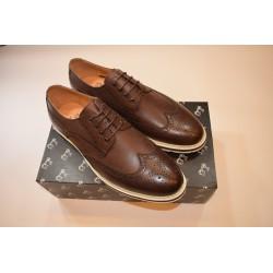 Zapatos Piel Marrón