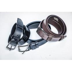 Cinturón Piel Negro
