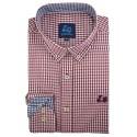 Camisa de cuadros 1822A