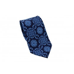 Corbata Estampado Mosaico