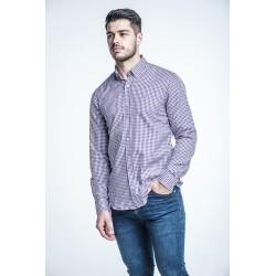 Camisa Cuadro Vichy 1823B