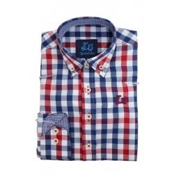 Camisa de Cuadros 1825B