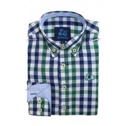 Camisa de Cuadros 1826B