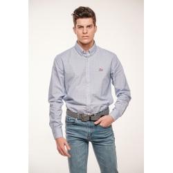 Camisa Milrayas con Estampado 9205B