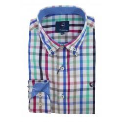 Camisa de cuadros 1805Z
