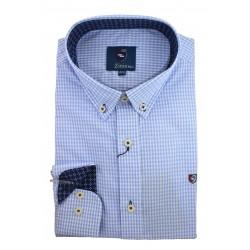 Camisa de cuadros Vichy 1811Z