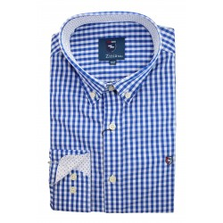 Camisa de cuadros 1815Z