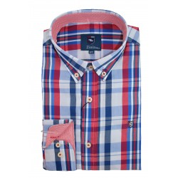 Camisa de cuadros 1816Z