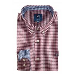 Camisa de cuadros 1822Z