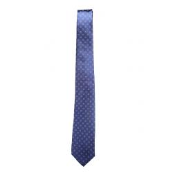 Corbata Círculos Punteados