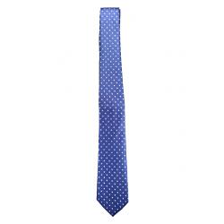 Corbata Lunares Azulados