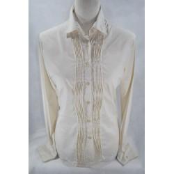 Camisa Sra. Algodon Lycra
