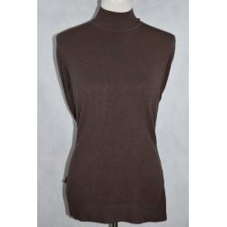 Jersey Lana cuello perkins básica talla G.