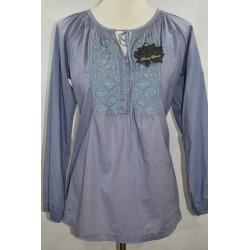 Blusa bordado talla G.